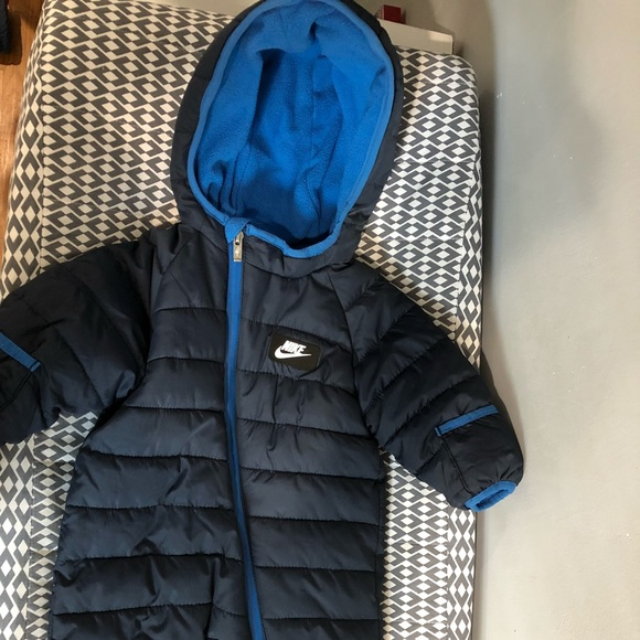 Coats   Nike Baby Boy Snowsuit